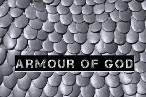 Armour of God tile