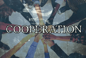 Cooperation tile
