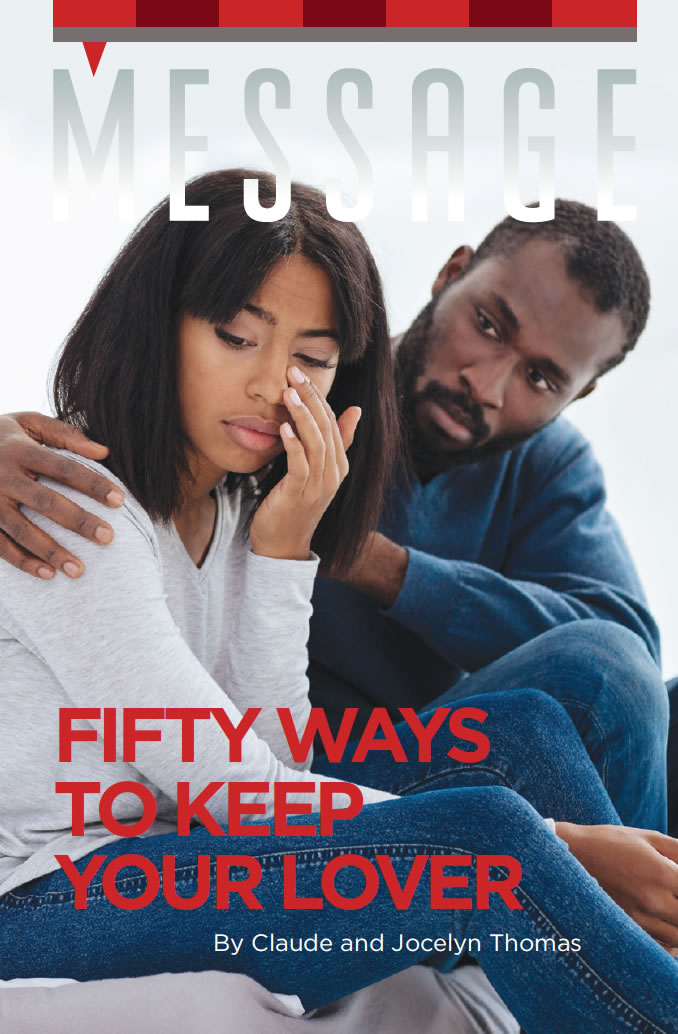 50 Ways to Keep Your Lover - Message Magazine