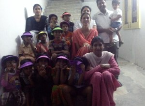 2013 Living Hope India Orphans and Kaushal's