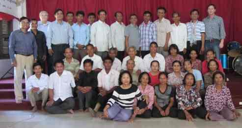 2014 Cambodia - November - Chhuk Group