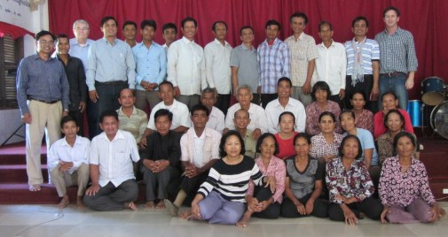 2014 Cambodia - November - Chhuk Group