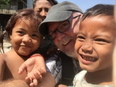 These children followed us through the slums and  smiled the whole time.  James ministers to these kids on a regular basis.  Please pray for them!