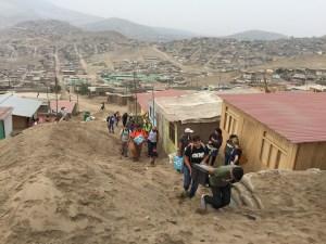 2015 Cross Street Peru - Seis de Abril