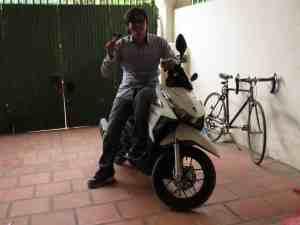 2015 October - Sann Motorcycle