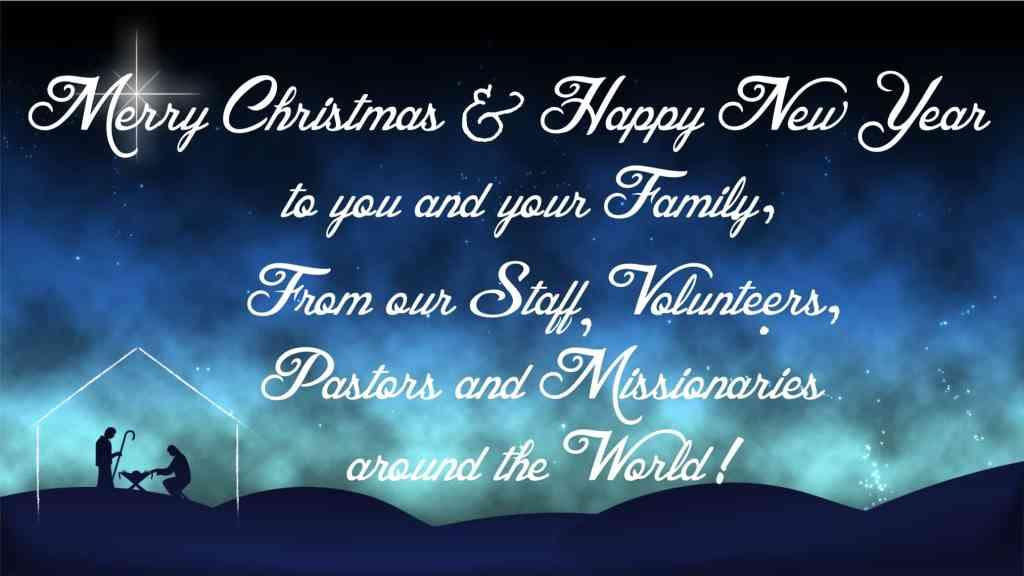 2015 December - Christmas Greetings