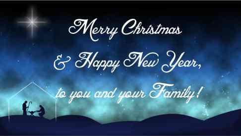 2015 Merry Christmas Banner
