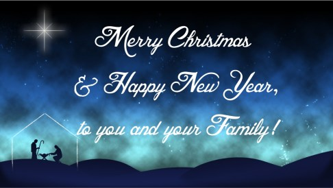 2015 Merry Christmas Banner