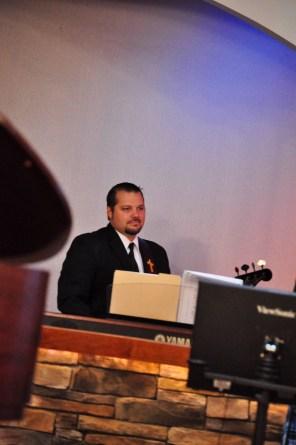 Pastor Mike Stottlemyer Bass