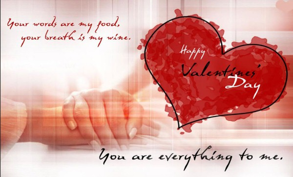 Messages Collection Happy Valentine Day Picture Message