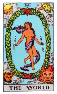 Tarot Card Meanings The World