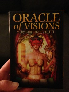 Oracle Of Visions Cover