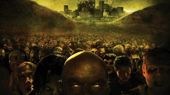 Zombie Apocalypse In Ancient And Modern Times How