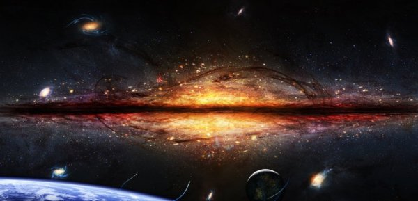 Is There Anything In The Universe Bigger Than A Galaxy ...