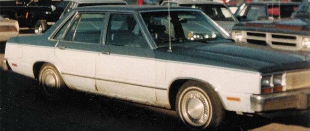 1980 Mercury Zephyr