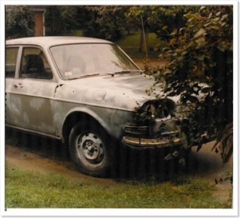 1971 VW 411