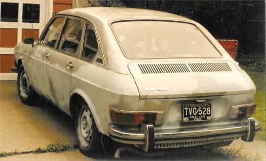 1971 Volkswagen 411