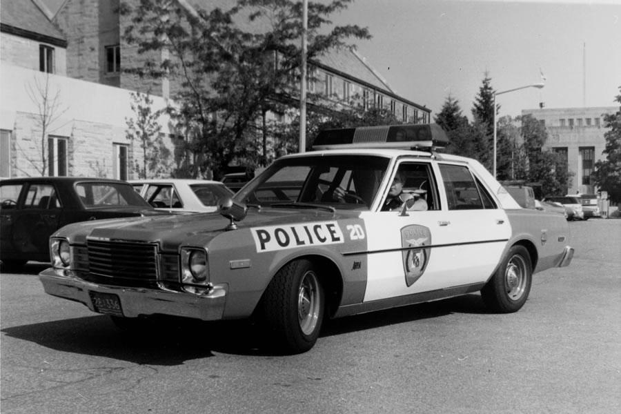 1979 Dodge Aspen police