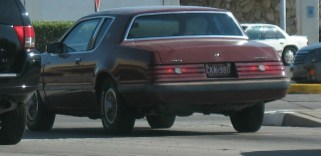 1983 Mercury Cougar