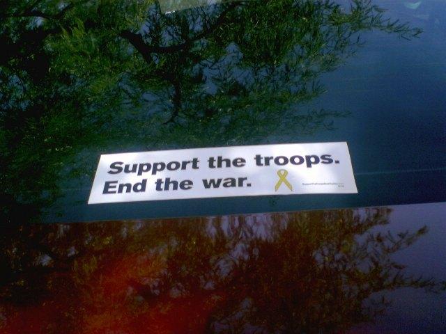 end the war