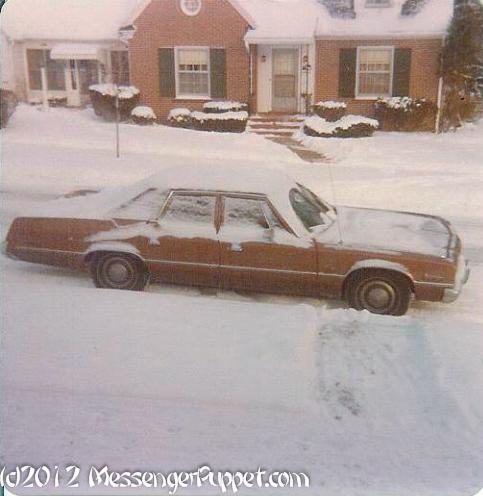 1974 Plymouth Fury III