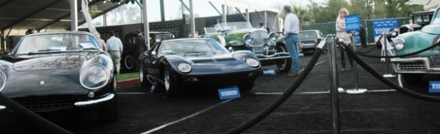 LAmborghini Miura Ferrari 275GTB