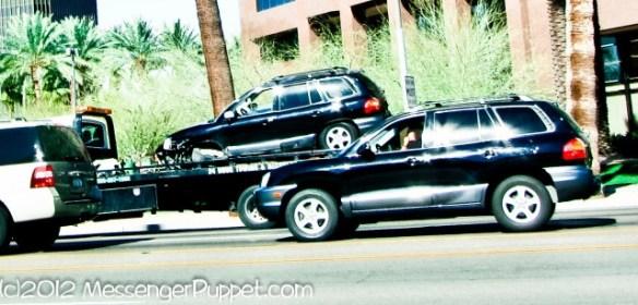 Hyundai crash