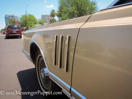 1978 Lincoln Continental Mark V Diamond Jubiliee edition