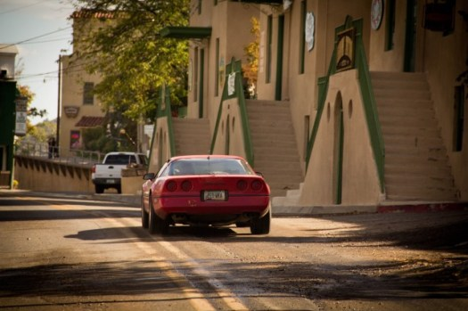 Jerome Corvette