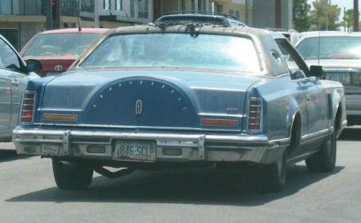 Lincoln Continental Mark V