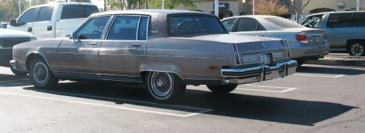 1983 Oldsmobile 98 Regency