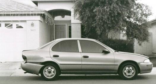 1993 Geo Prizm
