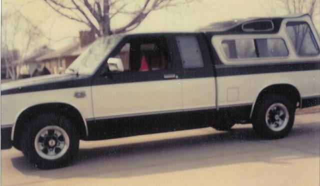 1983 Chevrolet S-10