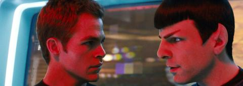 A bromance in space?