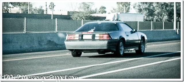 Chevrolet Camaro gen 3
