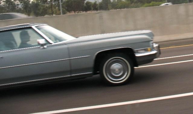 1972 Cadillac Coupe de Ville