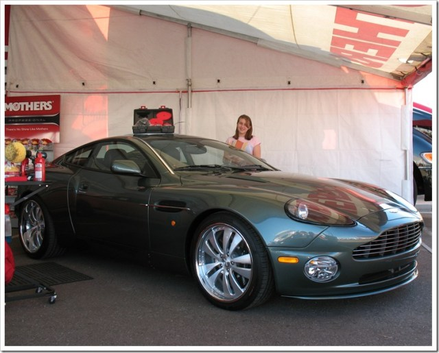 Aston Martin Vanquish Bear