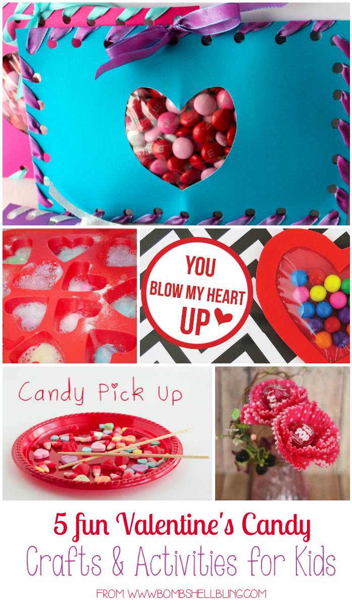 Valentine Activities and Crafts for Kids
