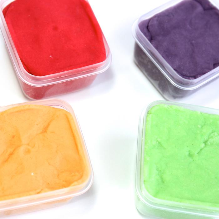 Kool-Aid Playdough Recipe from Messes to Memories