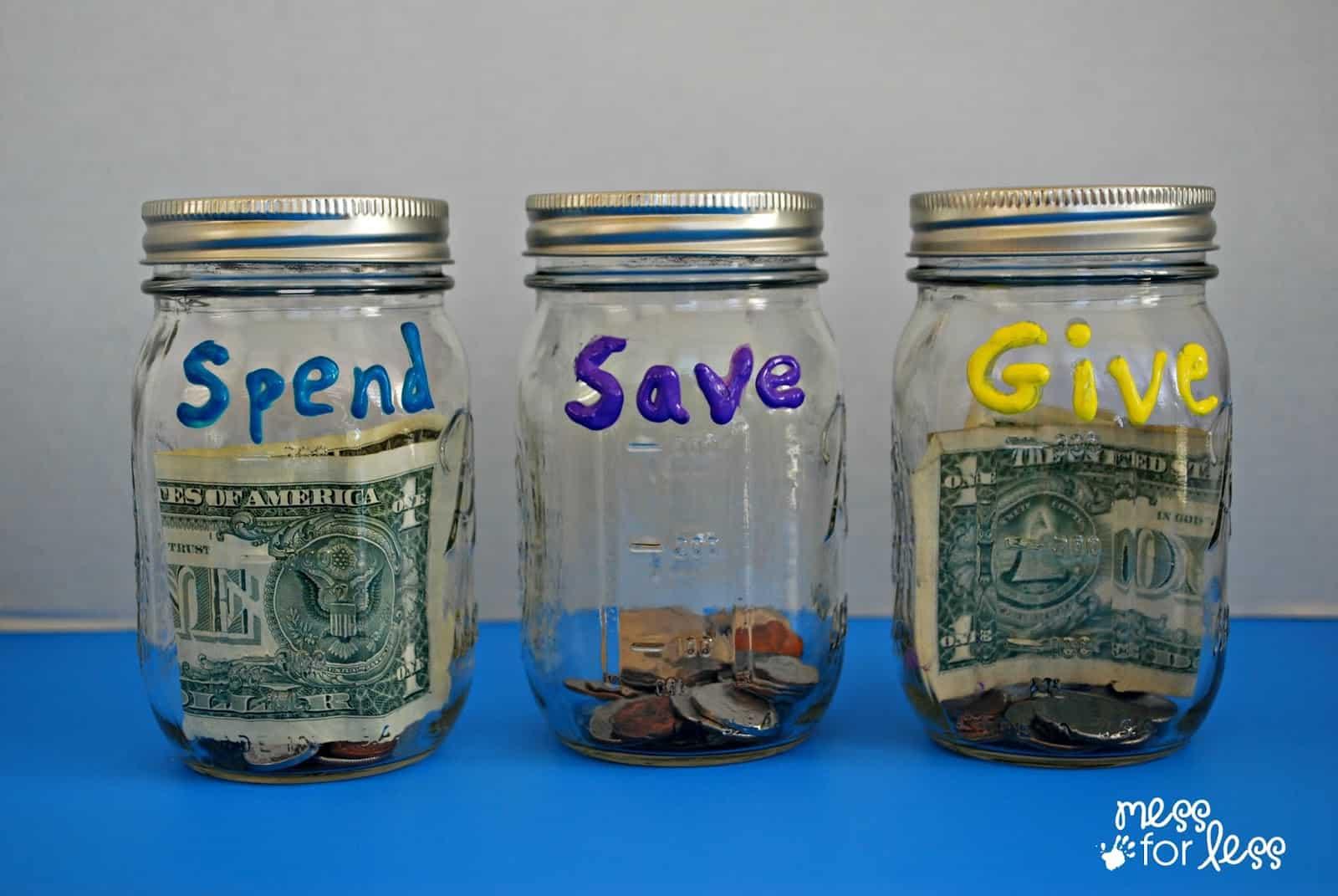 Money Ideas Saving 10 Old