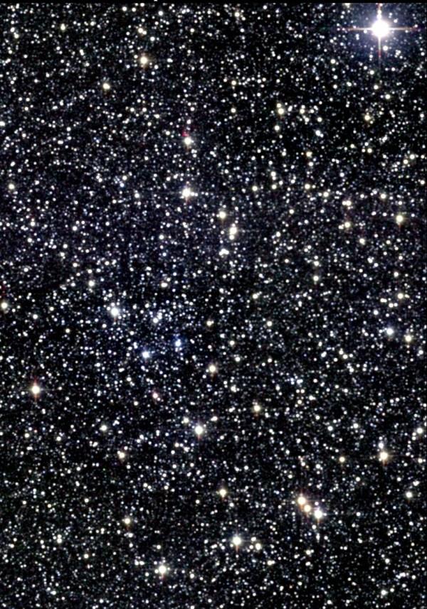 Scutum Constellation Messier Objects