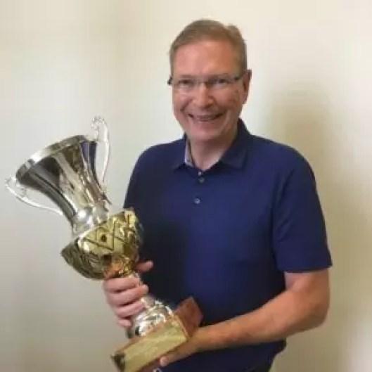 Messilässä 29.6. pelattu maratonin mestaruus Mikko Nuoraselle