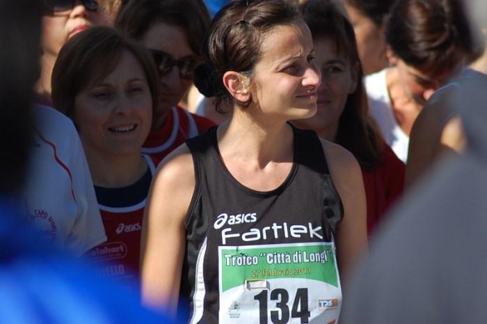 Nina Lo Presti Tricolore di cross Master