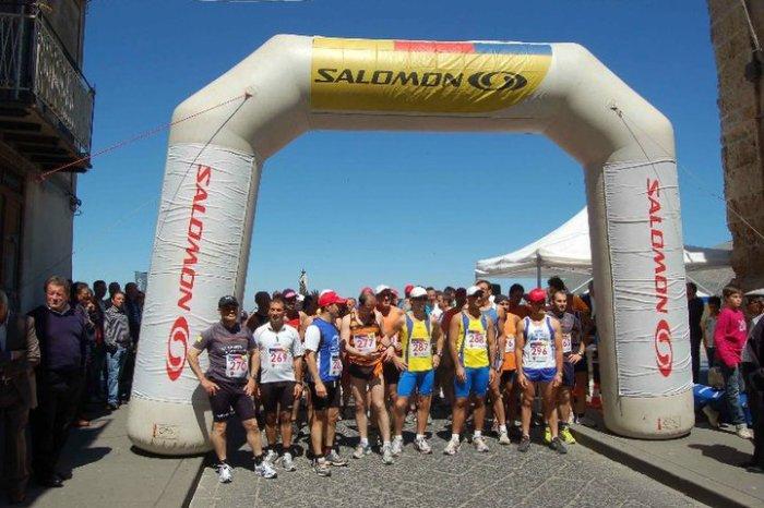 Affermazione di Roberto Bellanca all'Ecomaratona delle Madonie