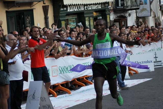 Geoffrey Mutai vince il Giro di Castelbuono