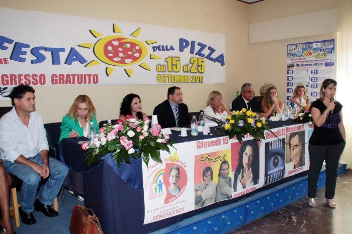 """Al via la prima """"Festa della pizza"""""""