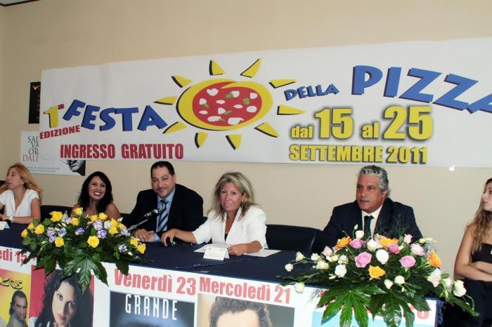 """Cresce l'attesa per l'inaugurazione de """"La Festa della Pizza"""""""