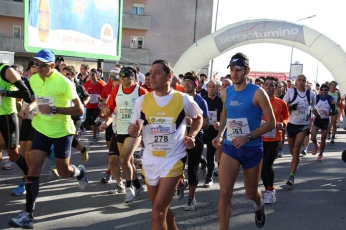 Gran finale a Siracusa del calendario regionale maratonine