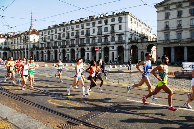 Gualdi e Celi si laureano a Torino Campioni Italiani di Maratona