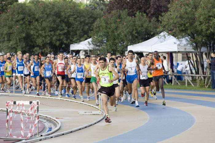 Maratona internazionale di Palermo: 35 Nazioni al via